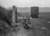 SJ909192B, Ordnance Survey Revision Point photograph in Greater Manchester