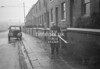 SD861254A, Ordnance Survey Revision Point photograph in Greater Manchester