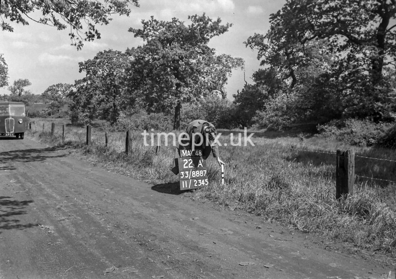 SJ888722A, Ordnance Survey Revision Point photograph of Greater Manchester