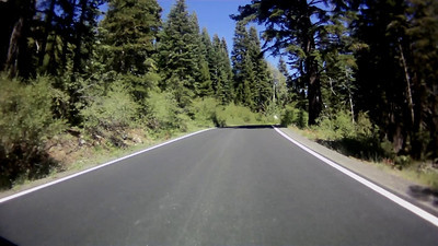 Footage of the top of California Highway 4 over Ebbetts Pass heading west-to-east.  This was shot on Aug 26th on the way to Wolf Creek for a night of camping.   Saturday I continued on to Gardnerville for the SMBC annual dinner and awarding of the boot.