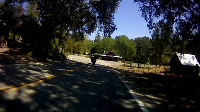 Portions of the 11 miles of California 245 from Badger to its end at SR 180.  Video shot on Sept 17, 2011 during a day ride;  part of the SMBC Sequoia National Park Campout.