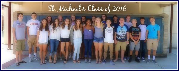 August 2015 | Middle School Orientation