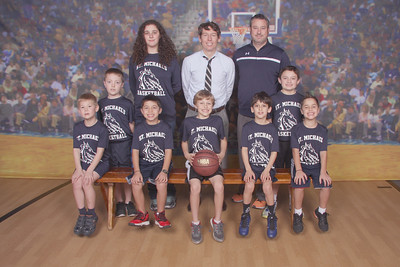 LITTLE DRIBBLERS | 1st and 2nd Grade Boys