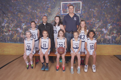 LITTLE DRIBBLERS | 3rd and 4th Grade Girls
