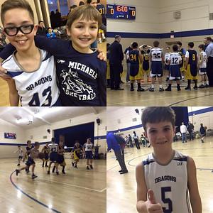 JV BOYS REC | Game #1 vs. St. Mary's