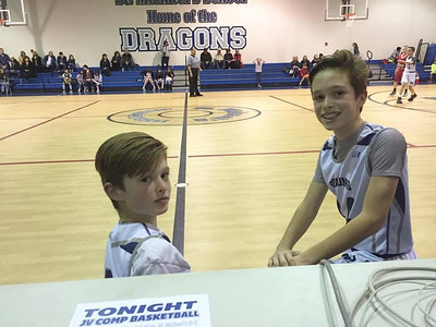 JV BOYS COMP | Game #2 vs. Sacred Heart