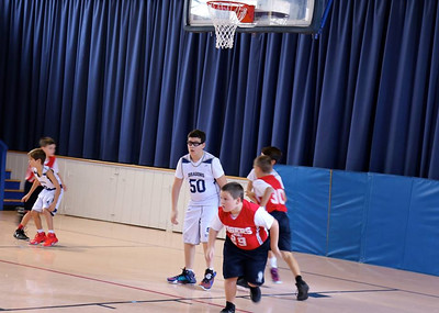 LITTLE DRIBBLERS | 4th Grade Boys | Game #1 @ Our Lady of Grace
