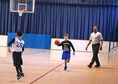 LITTLE DRIBBLERS | 3rd Grade Boys | Game #1 @ Our Lady of Grace