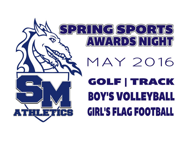 SPRING SPORTS AWARDS NIGHT Slide Show