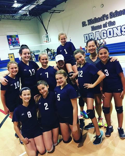 GIRLS VOLLEYBALL   Junior Varsity