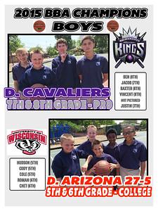 2015 BASKETBALL | Boys