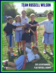 2015 Flag Football | 3rd and 4th Grade