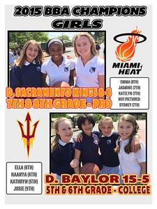 2015 BASKETBALL | Girls