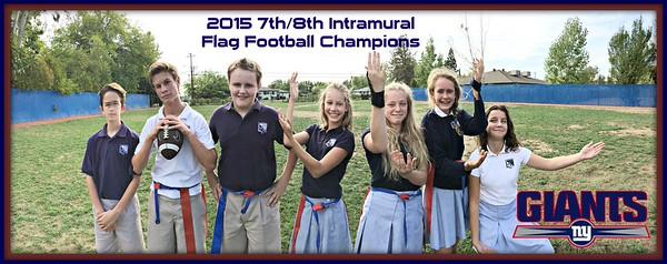 2015 Flag Football