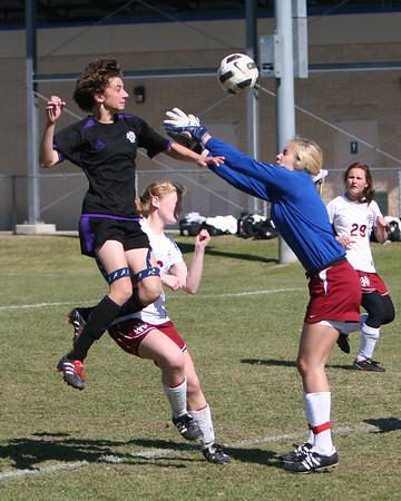 SMH Varsity Girls' Soccer