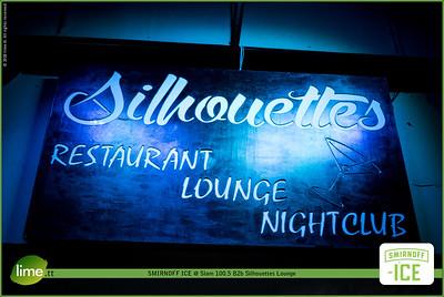 SMIRNOFF ICE @ Slam 100.5 B2b Silhouettes Lounge