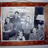 "This is the blending of 4 family names:  Amyx Bramwell Fisk Smith.  Photo is of the Floyd and Virginia Bramwell family: Jennie Virginia (Smith) Amyx-Bramwell, Floyd Lewis (Fisk) Bramwell with children, Floyd Gary standing, then sitted left to right: Marvel Lynnette, Douglas Rex and Constance ""Connie"" Loyce.  191953.  Photo by Fred Harman - Red Ryder at the Red Ryder Ranch in Blanco Basin - Archuleta County - Pagosa Springs Colorado."