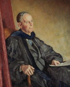 "George Norlin (1871 – 1942) was president of the University of Colorado from 1919 until he retired in 1939; he was named acting president in 1917. The university library is named after him.  George Norlin wrote essays and gave speeches which were critical of the Scopes ""monkey"" trial. He rebuffed the blandishments of the Ku Klux Klan governor of Colorado, who offered him legislative support in return for firing Jewish and Catholic faculty. After a year in Germany as lecturer on American Civilization at Berlin University in 1933, Norlin spoke and wrote articles warning of the dangers of Nazism and anti Semitism. Hitler, he told a journalist, was not someone with whom you could go fishing. Unfortunately, few listened to Norlin's warnings. Like Churchill, he had the dubious fate of living just long enough to see his warnings come true."
