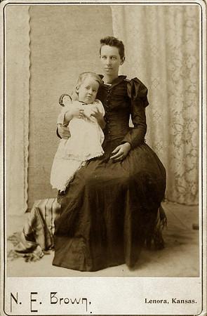 Smith, Fanny Esther: 3rd born to  Jennie Smith