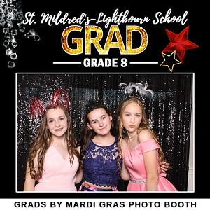 St. Mildred's-Lightbourn School Grade 8 Graduation