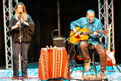 Leon Joseph Littlebird & Lisa Ann White