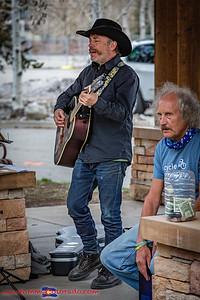 Todd Johnson with Ian Monk
