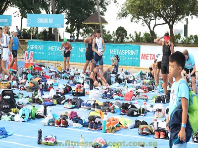 Metasprintseries 2018- AQUATHLON