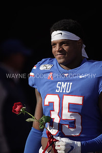SMU Football Vs Tulane