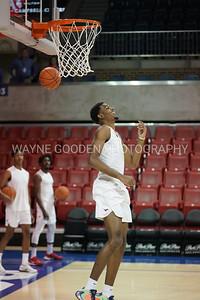 SMU Basketball Vs Hartford Hawks