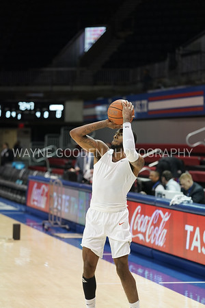 SMU Men's Basketball Vs Hartford Hawks