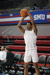 SMU Basketball Vs Hartford Hawks