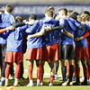 DALLAS, TX – NOV 10: The SMU Mustangs take on the Temple Owls at Westcott Field in Dallas, TX on November 10, 2017 (Photo by Ron Jenkins/American Athletic Conference)