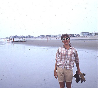 1968 - New Hampshire seashore