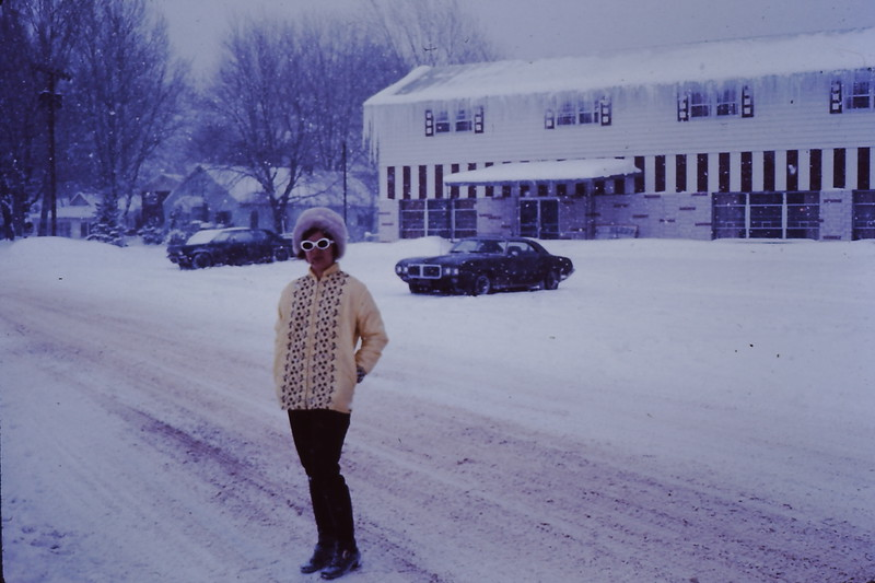 Oneida Lake - Winter of 1969/1970