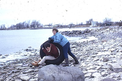 Winter 1966, Lake Ontario