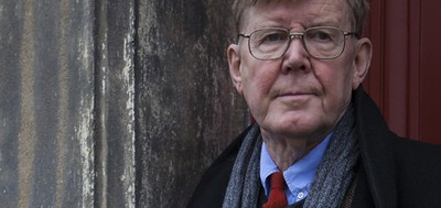 Alan Bennett - Author of SMUT: An Unseemly Story (The Greening of Mrs. Donaldson).Photo: Antony Crolla
