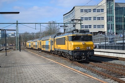 SNCB / NS March 2018