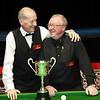 Legends Steve Davis v Dennis Taylor 2012 (9)