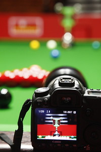 Camera snooker table 2