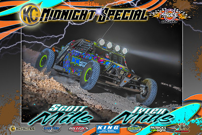 SNORE MIDNIGHT SPECIAL 2018