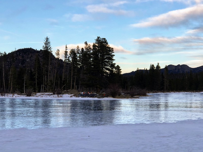 Snow in RMNP gallery. <br /> Courtesy of Loriannah Hespe
