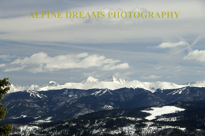 CLOUDS OVER KEYSTONE