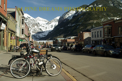 TELLURIDE DOWNTOWN BEAUTY