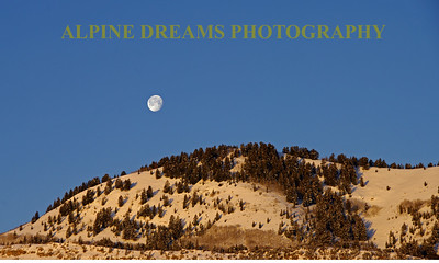 SUNRISE MOON AT PARK CITY