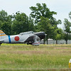 The replica IJN Val dive bomber featured in the movies Tora, Tora, Tora and Midway