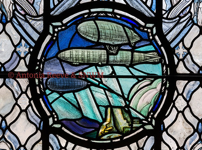 RAF Window,  Airships