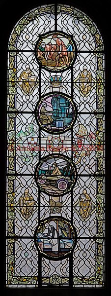 Stained Glass, Women's Services