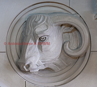 SNWM, Stone Carving Ox