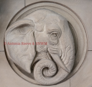 SNWM, Stone Carving Elephant