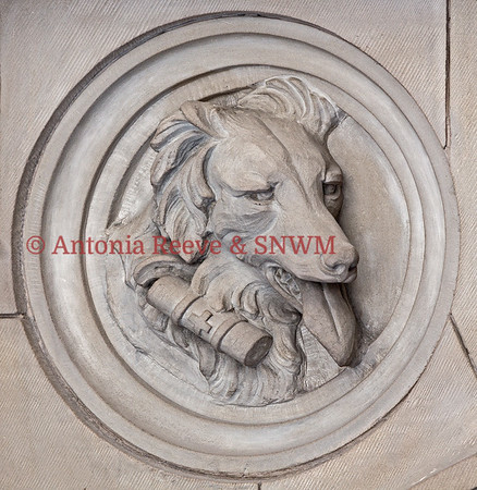 SNWM, Stone Carving Dog